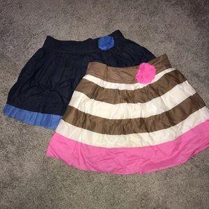 Bundle Girls Skirts